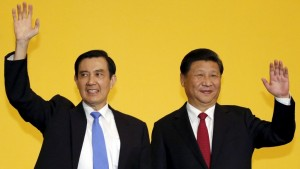 img1024-700_dettaglio2_il-presidente-cinese-Xi-Jinping-e-il-collega-taiwanese-Ma-Ying-jeo-Reuters