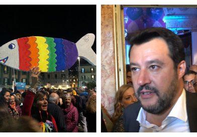 Sardine e Salvini